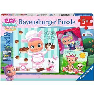 Ravensburger Cry Babies 3x49 Pieces