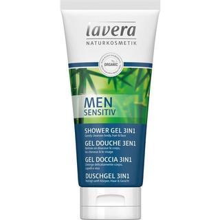 Lavera Men Sensitiv 3 in 1 Shower Gel 200ml