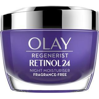 Olay Regenerist Retinol24 Night Face Moisturizer 50ml