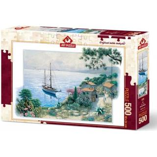 ART The Bay 500 Pieces