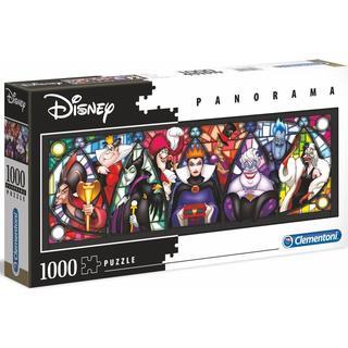 Clementoni Disney Villains 1000 Pieces