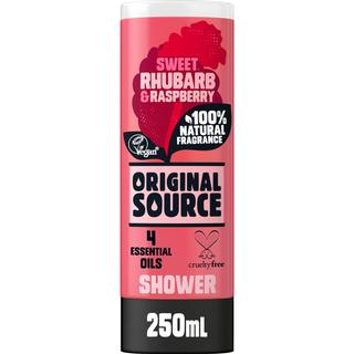 Original Source Shower Gel Sweet Rhubarb & Raspberry 250ml
