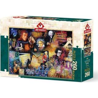 ART Music Lover 260 Pieces