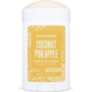 Schmidt's Coconut Pineapple Sensitive Skin Deo Stick 75g