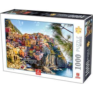 Cinque Terre Italy 1000 Pieces