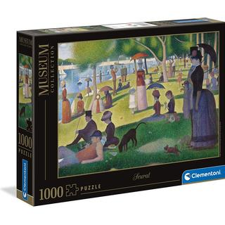 Clementoni A Sunday Afternoon on the Island of La Grande Jatte 1000 Pieces