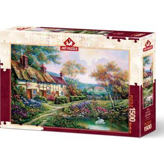 ART Spring Garden 1500 Pieces