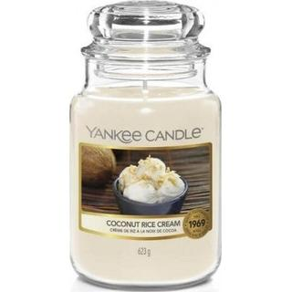 Yankee Candle Coconut Rice Cream Large Scented Candles