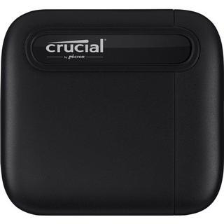 Crucial X6 Portable SSD 4TB