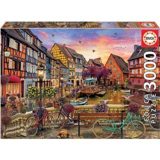 Educa Colmar France 3000 Pieces