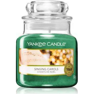 Yankee Candle Singing Carols Small Scented Candles