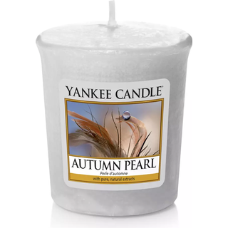 Yankee Candle Autumn Pearl Votive Scented Candles