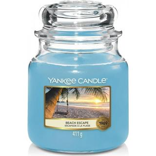 Yankee Candle Beach Escape Medium Scented Candles