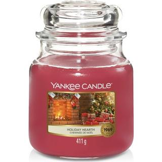 Yankee Candle Holiday Hearth Medium Scented Candles