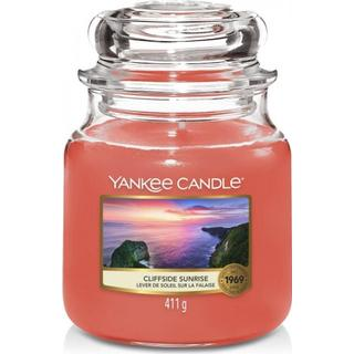 Yankee Candle Cliffside Sunrise Medium Scented Candles