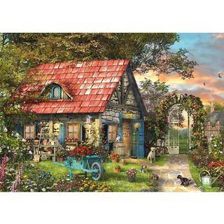 Falcon Woodland Cottages 1000 Pieces