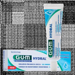 GUM Hydral Moisturizing Gel 50ml