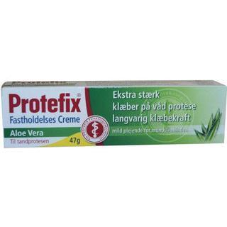 Protefix Fastholdelses Creme med Aloe Vera 47g