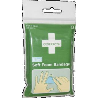 Cederroth Soft Foam Bandage 6cm x 4m
