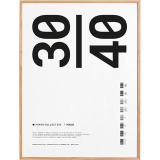 Paper Collective Frame 30x40cm Photo frames