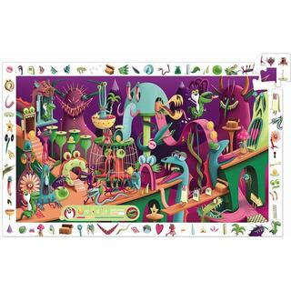 Djeco Observation Puzzle in a Video Game 200 Pieces