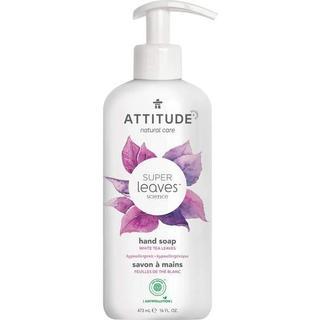 Attitude Liquid Hand Soap Super Leaves White Tea Leaves 473ml