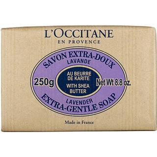 L'OCCITANE Shea Lavender Extra-Gentle Soap 250g