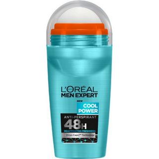 L'Oreal Paris Men Expert Cool Power 48H Anti-Perspirant Deo Roll-on 50ml