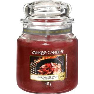 Yankee Candle Crisp Campfire Apples Medium Scented Candles