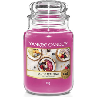 Yankee Candle Exotic Acai Bowl Large Scented Candles