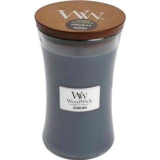 Woodwick Evening Onyx Large Scented Candles