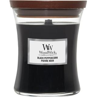 Woodwick Black Peppercorn Medium Scented Candles