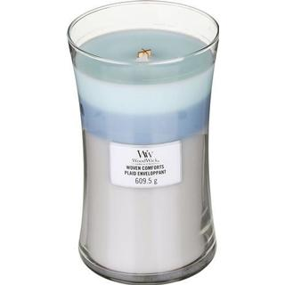 Woodwick Trilogy Woven Comforts Large Scented Candles