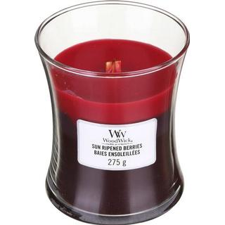 Woodwick Sun Ripened Berries Medium Scented Candles