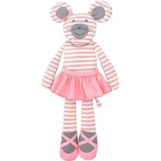 Apple Park Ballerina Mouse Plush