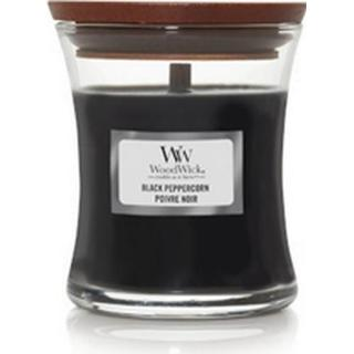 Woodwick Black Peppercorn Small Scented Candles