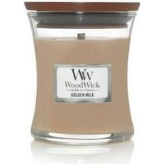 Woodwick Golden Milk small Scented Candles