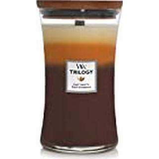 Woodwick Trilogy Café Sweets Large Scented Candles