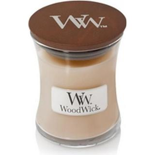 Woodwick White Honey Small Scented Candles