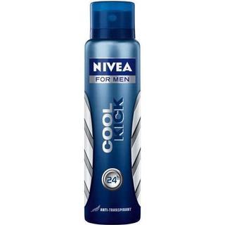Nivea Men Cool Kick Deo Spray 200ml