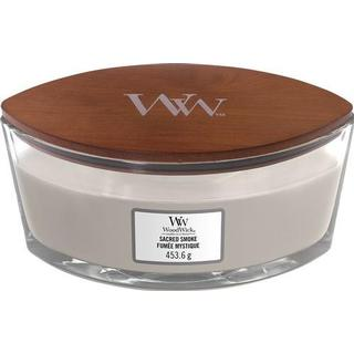 Woodwick Sacred Smoke Ellipse Scented Candles