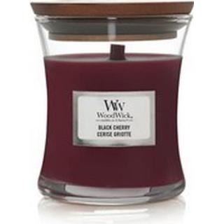 Woodwick Black Cherry Small Scented Candles