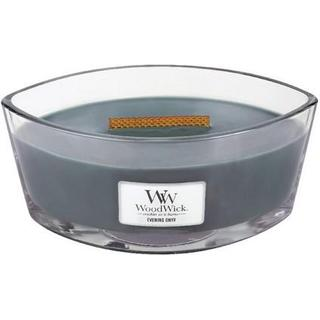 Woodwick Evening Onyx Ellipse Scented Candles