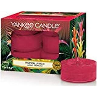 Yankee Candle Tropical Jungle Tea Light Scented Candles