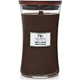 Woodwick Amber & Incense Large Scented Candles