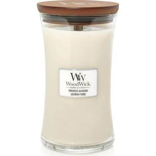 Woodwick Smoked Jasmine Large Scented Candles
