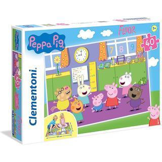 Clementoni Peppa Pig 40 Pieces