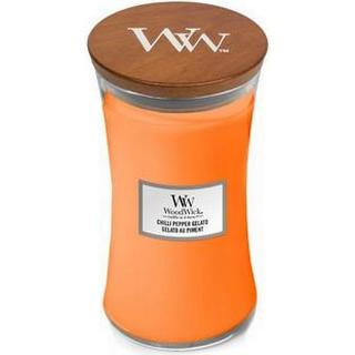 Woodwick Chilli Pepper Gelato Large Scented Candles