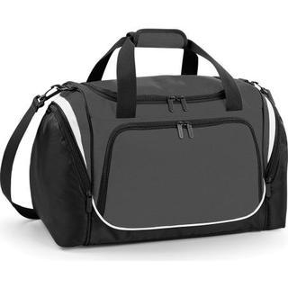 Quadra QS277 Pro Team Locker Bag - Graphite Grey/Black/White