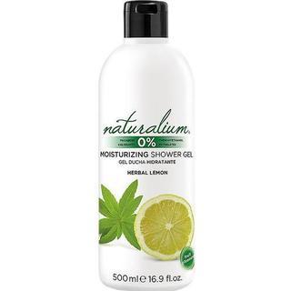 Naturalium Herbal Lemon Shower Gel 500ml